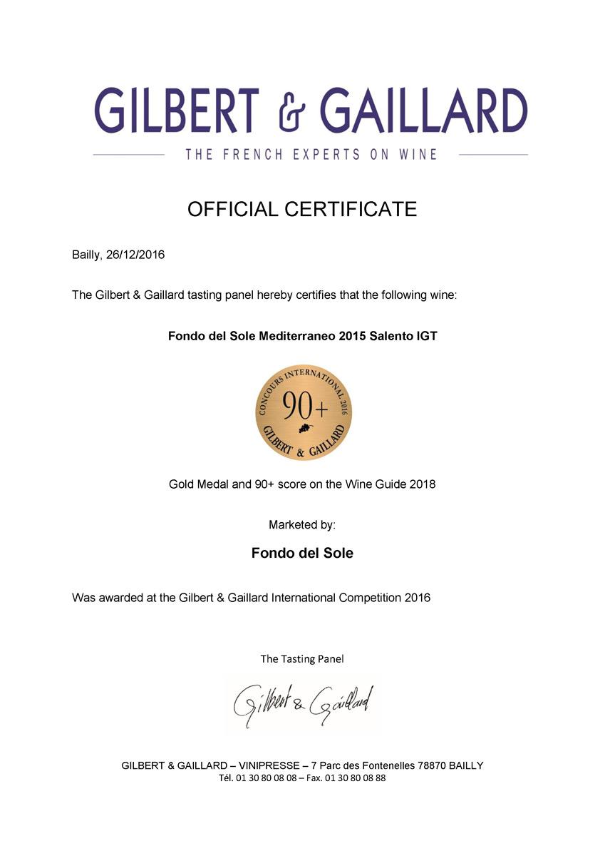 gg-gold-90-award-2016-fondo-del-sole-mediterraneo-2015-salento-igt